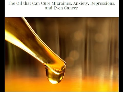 The Oil that Can Cure Migraines, Depression, Anxiety, & Even Cancer