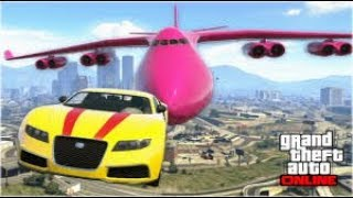 Awesome Gta 5 Stunts & Fails (funny Moments Compilation) By Pc Gamer Sarmad