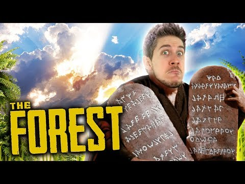 The Commandments | The Forest #11