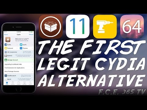 THE FIRST iOS 11 REAL CYDIA ALTERNATIVE BETA RELEASED | Major Progress For JAILBREAK