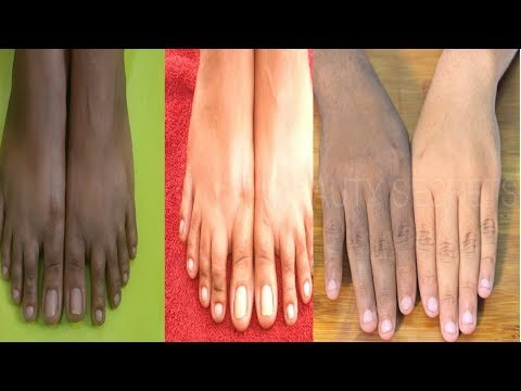 5 Crazy Remedies To Remove Tan From Feet and Legs- Home Remedies to Remove Tan Instantly