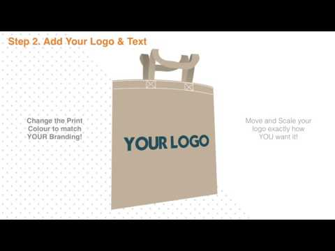 Printed Cotton Bags - Design Your Bags Online - APL Packaging