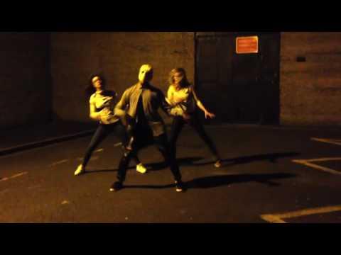 Halloween Found Footage...Zombie Dancers Attack!