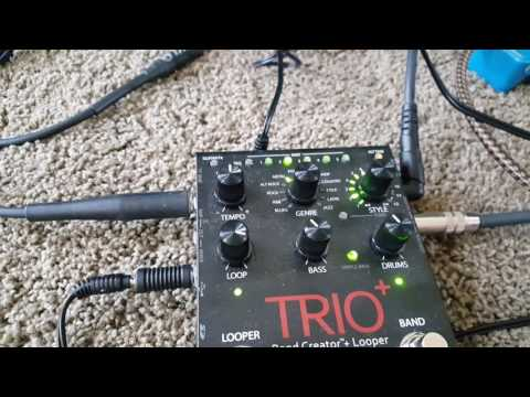 Digitech Trio+ Metal Sample 2