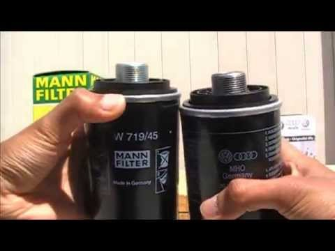 The Best Oil Filter for Your Audi