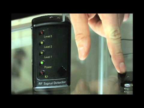 Radio Frequency (RF) Signal Detector