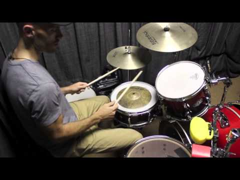 Hip Hop drum beat (Timbaland style) by Gareth Gale