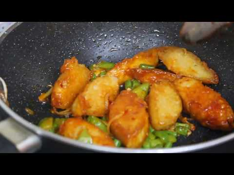 4 in 1 Quick Recipes with Schezwan Sauce