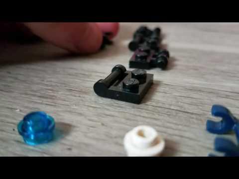 How to build a mini LEGO spaceship pt.1