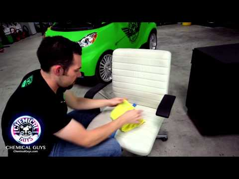 How To Clean and Condition Leather Seats - Chemical Guys Car Care