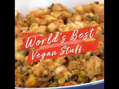 World's Best Vegan Stuffing