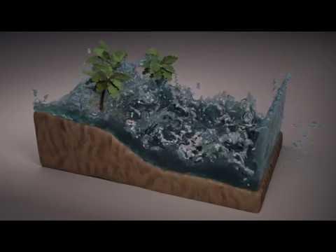 Beach Diorama