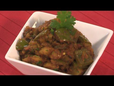 Aloo capsicum-Indian Curry