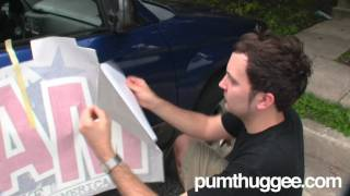 How To Paint Your Car:  VINYL GRAPHICS part 2