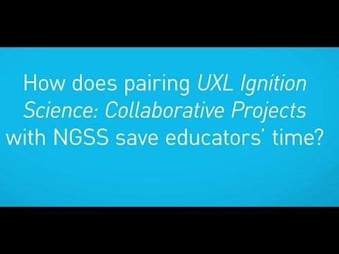 Douglas Enns Answers: Why Pair an eBook with NGSS Standards