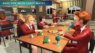 High School Girl Simulator: Virtual Life Game 3D Android Gameplay