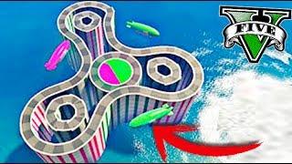 Download FINGER SPINNER GIGANTE EN GTA !! Video