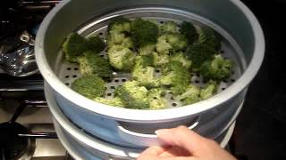Steamed Chicken With Broccoli Recipe