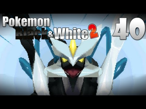 Pokémon Black & White 2 - Episode 40-2 [Black Kyurem Battle]
