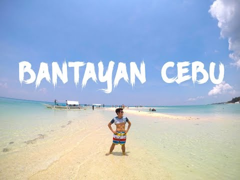 BANTAYAN ISLAND CEBU 2017 / PHILIPPINES / GOPRO HERO 5
