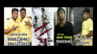 Chennai gana gana prabha saranya song