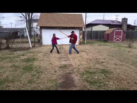 Backyard Bo staff fun!