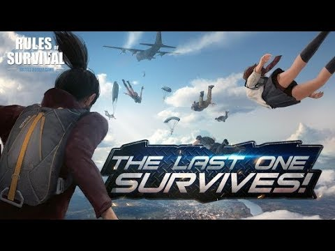 Rules of Survival streeeam