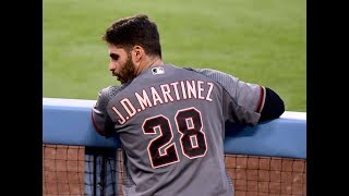 J.D. Martinez finally signs with Red Sox: Boston gets its big bat via free agency