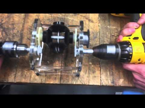 Differential Gearbox Design Project Rowan University