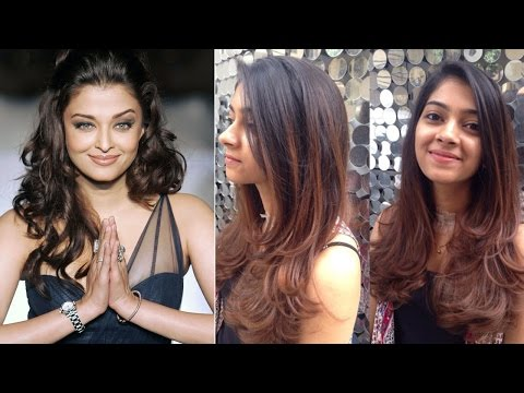 Indian Women Haircuts and Hairstyles - Indian Women Haircut Videos