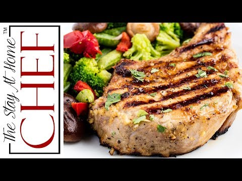 How to Make The Best Pork Chop Marinade | The Stay At Home Chef
