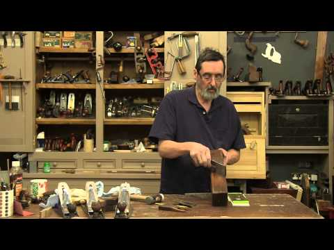 Preparing a Wooden Jack Plane | Paul Sellers