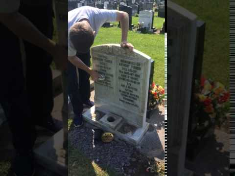 Headstone Cleaning Liverpool