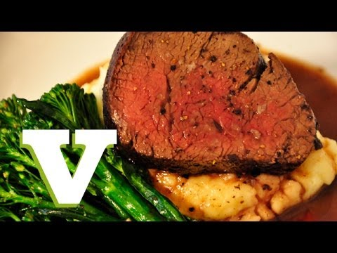 Juniper And Red Wine Marinated Fillet Of Beef: Back To Basics 2