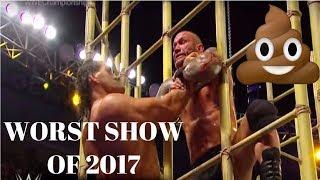 WWE BATTLEGROUND 2017 REVIEW WORST SHOW OF 2017