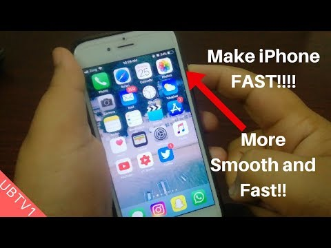 How to Clear Ram on iPhone? //Make iPhone Faster!