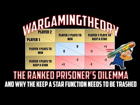 World of Warships and the Prisoners Dilemma Known as Ranked Gameplay