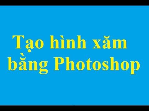 Hướng dẫn cách tạo hình xăm bằng Photoshop - http://taimienphi.vn