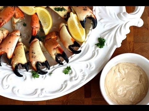 {Seafood Recipe} Mustard Seafood Sauce by CookingForBimbos.com
