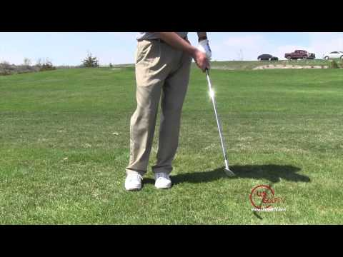 Golf Chipping Tip: Ball Position Video Lesson