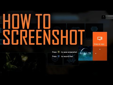 How to Screenshot and Set as Background on Xbox One - 1 Minute Quick Tip
