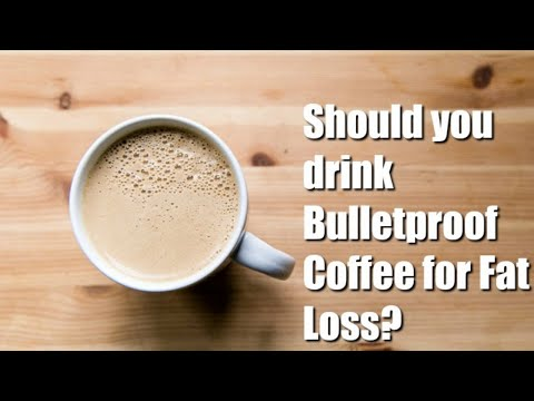 Should You Drink Bulletproof Coffee for Fat Loss? Keto Fat Loss Tips