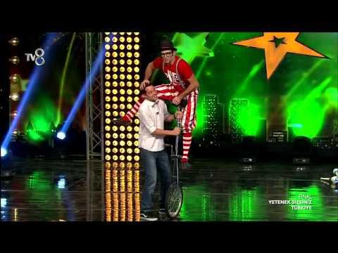 Alp Kırşan'ın Komik VTR'si - Yetenek Sizsiniz (6.Sezon Final Bölümü)