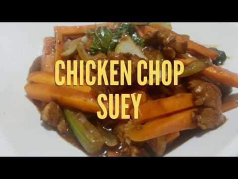 Chicken chop suey Fiji style!