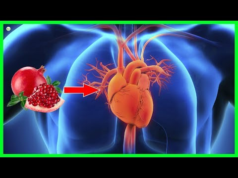 Amazing Health Benefits Of Pomegranates For Your Heart | Best Home Remedies