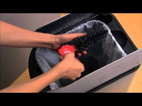 iRobot Roomba Vacuuming Robot 700 Series - How To Clean Bins & Brushes