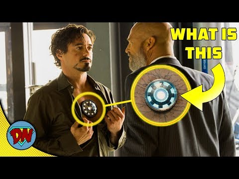 What is on Iron Man's Chest | Arc Reactor Explained in Hindi