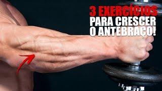 3 Exercícios Matadores para Antebraço que Farão Você Evoluir Absurdamente!