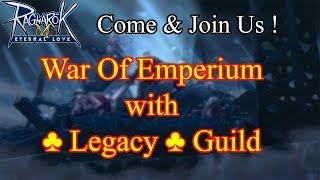 FIRST WOE Openkore GUILD - Ragnarok Mobile Eternal Love Sea