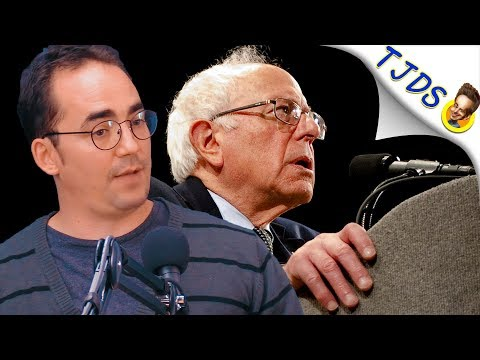 What Bernie Gets Wrong On Income Inequality w/Peter Joseph pt 5